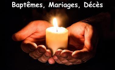 Bapteme mariage deces st vincent de paul st malo