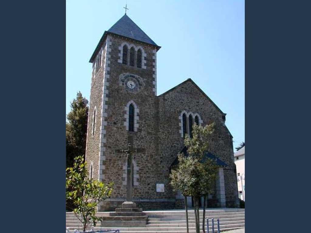 Eglise saint michel de rotheneuf