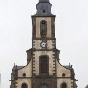 Eglise st jouan des guerets 1